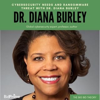 Cybersecurity Needs and Ransomware Threat with Dr. Diana Burley
