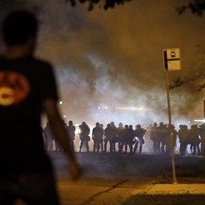 (2014/08/24) Just the most recent spotlight on militarized racism (#Ferguson)