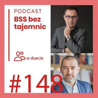 #148 W duecie z Łukaszem Gębskim - Prezesem Teleperformance Polska