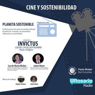 Cine y sostenibilidad - película Invictus