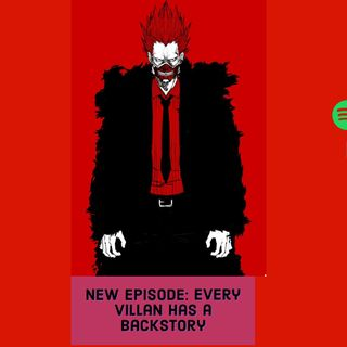 Every Villan has a backstory ft Wey