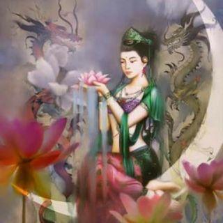 Meditación Con La Madre Kwan Yin