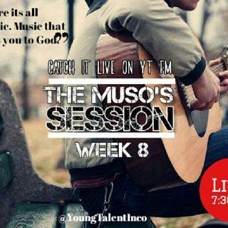The Muso's Session Week 8