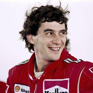 La Storia in Giallo Ayrton Senna