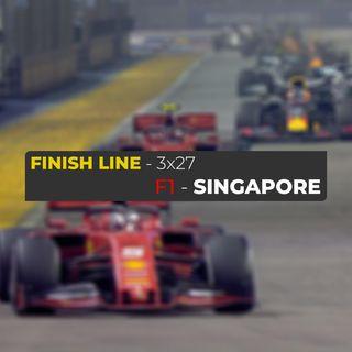 F1 - GP Singapore 2019