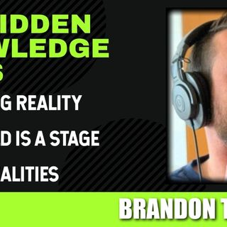 Expanding Reality - The World is a Stage - Conspirealities with Brandon Thomas