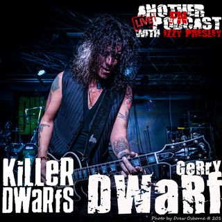 Gerry Dwarf - Killer Dwarfs