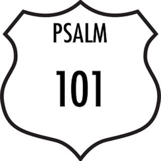 Road to Integrity: Psalm 101