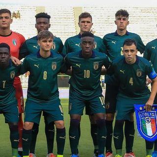 Alla scoperta della nostra Italia U-17