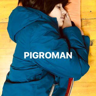 #tvn Pigroman