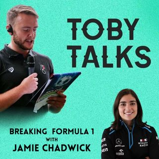 Ep 5: Breaking Formula 1 with Jamie Chadwick
