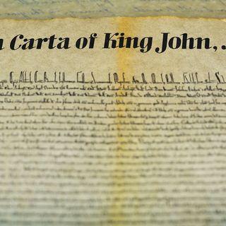 The Magna Carta audio recording on the BIG radio show