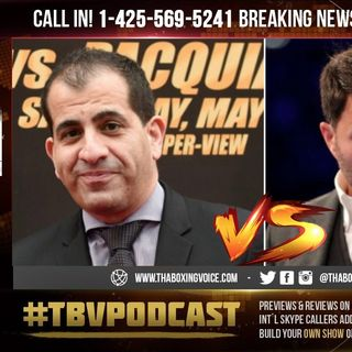 🚨Eddie Hearn-Stephen Espinoza Twitter War😱Contracts & Terms & Emails, Oh My😈💀