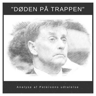 Dødens Trappe - Analyse af Michael Petersons udtalelse i Netflix True Crime dokumentar.