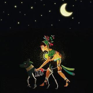 viaje al Mictlán, el viaje del difunto.m4a