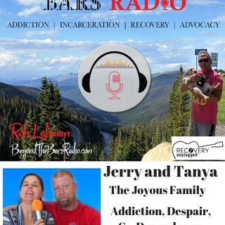 "The ""Other Shoe Did Drop"" : Addiction, Police, a 23-Month Martial Separation:  Tanya and Jerry Gioia"