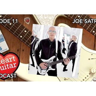 Episode 11: Joe Satriani