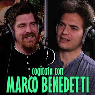 Cogitata con MARCO BENEDETTI, doppiatore e attore professionista