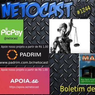 NETOCAST 1244 DE 20/01/2020 - BOLETIM DE DIREITO