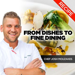From Dishes to Fine Dining with Joshua Mouzakes, Chef at ARLO