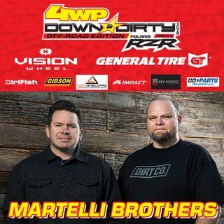 #5 - Off-Road Edition - Matt & Josh Martelli