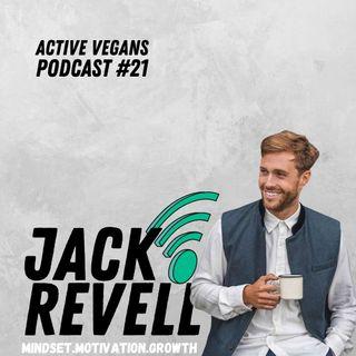 AVP #21 Mindset, Motivation & Growth Ft Jack Revell