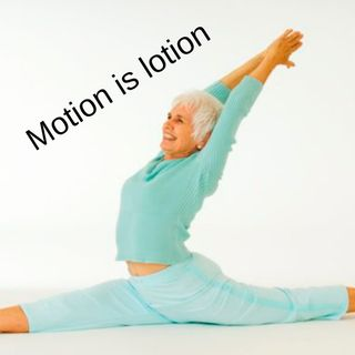 Episode 6: Motion is lotion