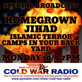 CWR#520 Terrorist Training Camps in the US