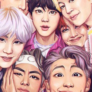 BTS: The Truth Untold, 2!3!, Born Singer_Las canciones tristes
