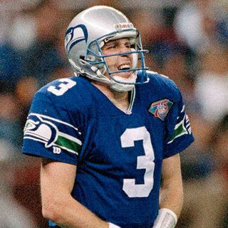 After the Gridiron: Guest former NFL Quarterback Rick Mirer