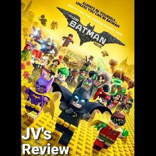 Episode 86 - Lego Batman Review (Spoilers)