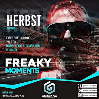 HERBST@GLOBALFM-Freak on Beach