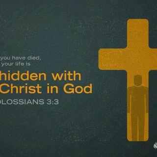 Colossians 3:3