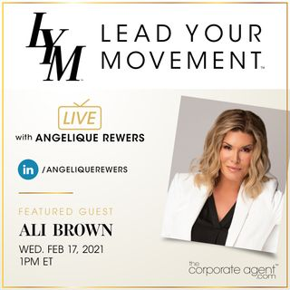 Lead Your Movement EP. 26  A Global Network for Women Entrepreneurs