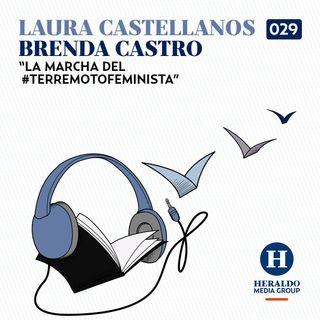 Patriarcado en México | El Podcast Literario: La Marcha del #TerremotoFeminista de Laura Castellanos