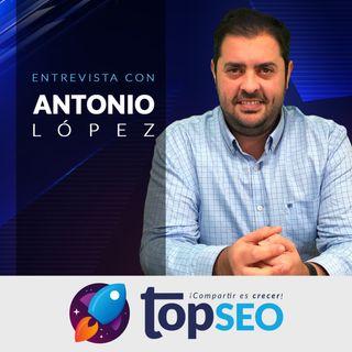 🥇 SEO para Ecommerce con Antonio López