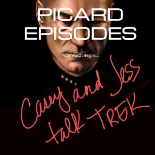 "23: Picard Edition: Season 1 Episode 3  ""The End Is the Beginning"""
