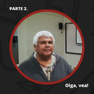 Estallido social y cine: P2- Entrevista a Rodrigo Vidal.