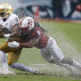 Irish Football Weekly:Notre Dame-North Carolina State Preview W/Tony Hunter