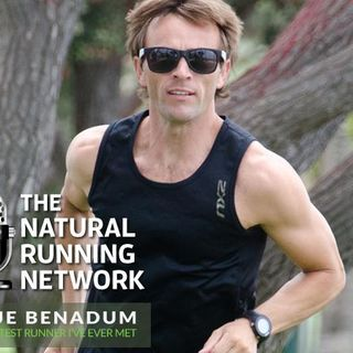 A Conversation with the Fittest Runner I've ever met