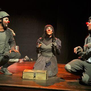 Dignificar el arte del clown. Entrevista Ernesto Parra, director de  Teatro Tuyo