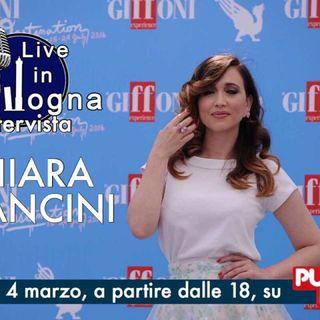 Intervista a Chiara Francini (04/03/2017)
