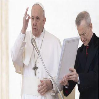 Papa celebrará rezo del Ángelus en vídeo