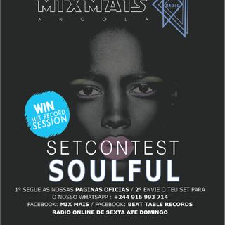 Mix Mais - Trake - 01 -Seguro O corpo (Remix Djeovani Pro) - The Grouve [2016]