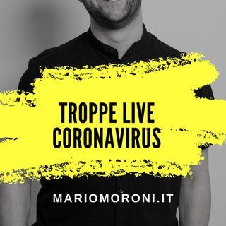 Troppe LIVE coronavirus?