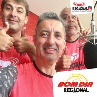 BOM DIA REGIONAL 18/06/2019 (COMPLETO)