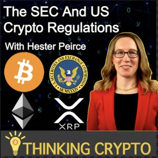 Hester Peirce Interview - The SEC & US Crypto Regulations, Bitcoin ETF, Gary Gensler, Ripple
