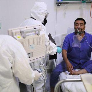 Semana de Año Nuevo la peor de toda la pandemia en CDMX