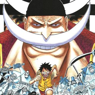 Ranking Every Arc in One Piece! (SO FAR)