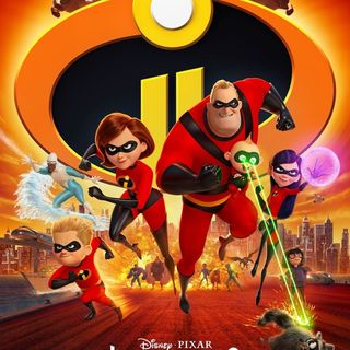 The Incredibles 2 Review (SPOILERS)!